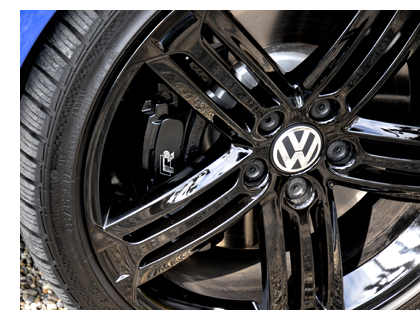 Velg VW Golf R [REP] Black